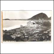 RJ138 - Foto Postal antiga, Rio de Janeiro, Hotel Copacabana Palace.