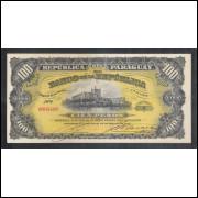 Paraguai (P.159) - 100 Pesos, 1907, fe.